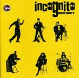Incognito - Positivity ( 1 CD )