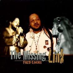 Fred Locks - Missing Link -Reissue- ( 1 VINYL ) - Muzica Reggae