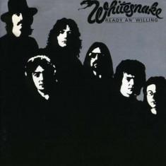 Whitesnake - Ready An' Willing ( 1 CD ) - Muzica Pop