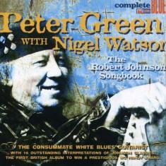 Peter Green - Robert Johnson Songbook ( 1 CD ) - Muzica Pop
