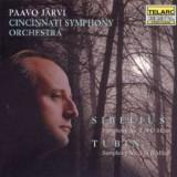 Sibelius/ Tubin - Symphony No.2&5 ( 1 CD ) - Muzica Clasica