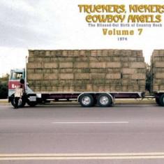 V/A - Truckers, .. -Digi- Vol.7 ( 2 CD ) - Muzica Country