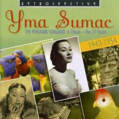 Yma Sumac - Peruvian Songbird ( 1 CD )