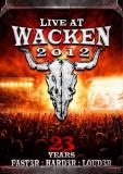 V/A - Live At Wacken 2012 ( 2 CD )