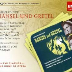 E. Humperdinck - Hansel Und Gretel ( 3 CD ) - Muzica Clasica