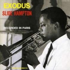 Slide Hampton - Exodus ( 1 CD ) - Muzica Jazz
