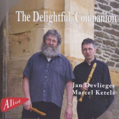 Les Gouts Antiques - Delightful Companion ( 1 CD ) - Muzica Clasica