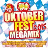 V/A - Oktoberfest Megamix 2015 ( 2 CD )