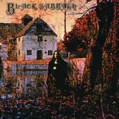 Black Sabbath - Black Sabbath- Remastered ( 1 CD ) - Muzica Rock