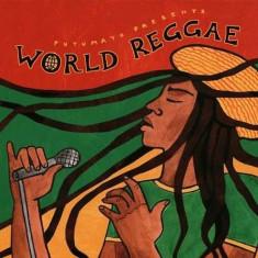 V/A - World Reggae ( 1 CD ) - Muzica Reggae