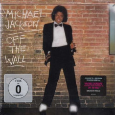 Michael Jackson - Off the Wall ( 1 CD + 1 DVD ) - Muzica Pop
