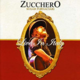 Zucchero - Live in Italy ( 2 CD )