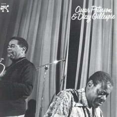 Dizz Oscar Peterson - Oscar Peterson & Di ( 1 CD ) - Muzica Jazz