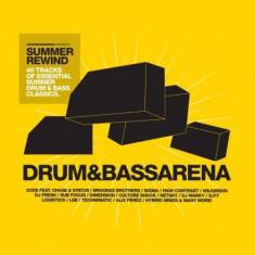 V/A - Drum & Bass Arena ( 2 CD ) - Muzica Drum and Bass