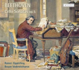 L Van Beethoven - Cello Sonatas op.5,Variations op.66 & WoO 45 ( 1 CD )