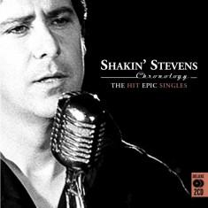 Shakin' Stevens - Chronology ( 2 CD ) - Muzica Rock & Roll