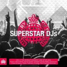 V/A - Superstar Dj's 2 ( 3 CD ) - Muzica House