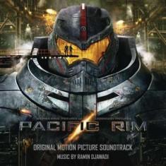 OST - Pacific Rim/OST ( 1 CD ) - Muzica soundtrack