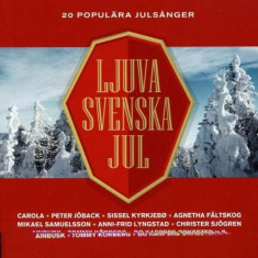 V/A - Ljuva Svenska Jul ( 1 CD ) - Muzica Sarbatori