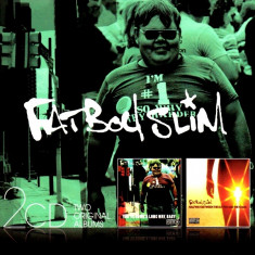 Fatboy Slim - You've Come a Long Way, Baby & Halfway Between the Gutter and the Stars ( 2 CD ) - Muzica Drum and Bass