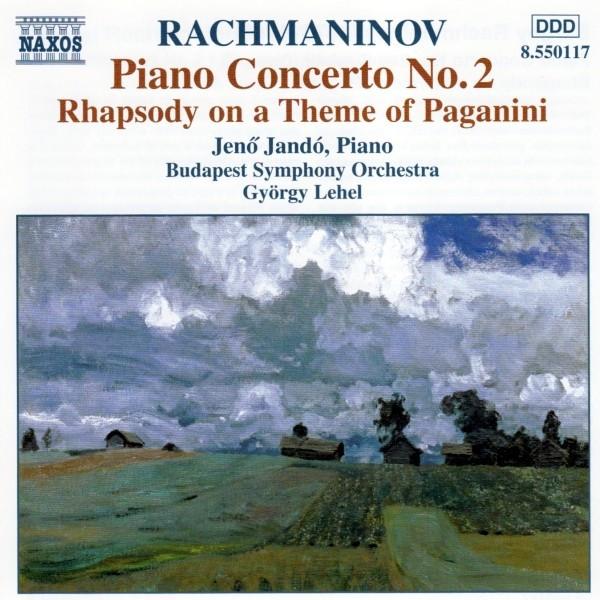 Sergei Rachmaninov - Piano Concerto No.2 ( 1 CD ) foto mare