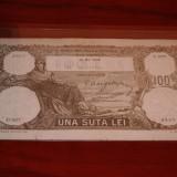 Romania - 100 lei 13 MAI 1932 FOARTE RARA !!