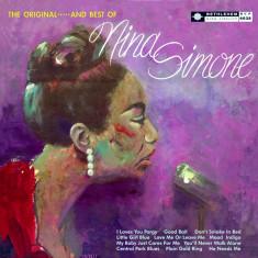 Nina Simone - Little Girl Blue ( 1 VINYL ) - Muzica Corala