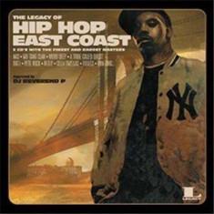 V/A - Legacy of Hip Hop East.. ( 3 CD ) - Muzica Hip Hop