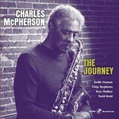 Charles McPherson - Journey ( 1 CD ) - Muzica Jazz