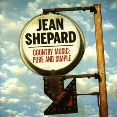 Jean Shepard - Country Music Pure &.. ( 2 CD ) - Muzica Country