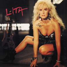 Lita Ford - Lita ( 1 CD ) - Muzica Rock