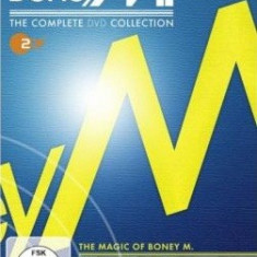 Boney M - Complete Dvd Collection ( 3 DVD ) - Muzica Dance
