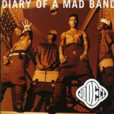 Jodeci - Diary of a Mad Band ( 1 CD ) - Muzica Dance