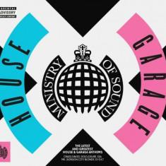 V/A - House X Garage ( 3 CD ) - Muzica House