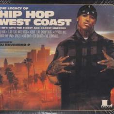 V/A - Legacy of Hip Hop West.. ( 3 CD ) - Muzica Hip Hop