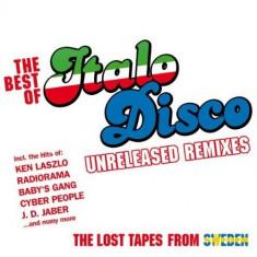 Artisti Diversi - Best of Italo Disco - Unreleased Remixes ( 2 CD ) - Muzica Dance