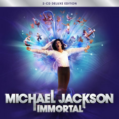 Michael Jackson - Immortal ( 2 CD ) - Muzica Pop