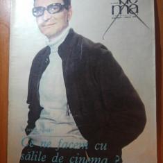 Revista cinema aprilie 1970