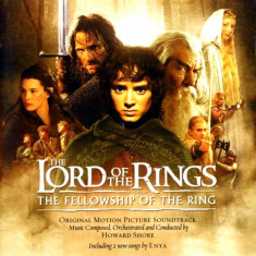 Howard Shore - Lord of the Rings, Fellowship of the Ring ( 1 CD ) - Muzica soundtrack