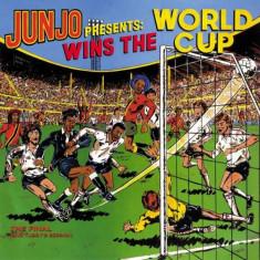 Henry 'Junjo' & Sc Lawes - Junjo Presents: Wins.. ( 2 VINYL )