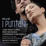 Vincenzo Bellini - I Puritani ( 2 DVD )