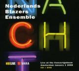 Nederlands Blazers Ensemble - Nacht.. -Cd+Dvd- ( 1 CD + 1 DVD )