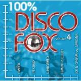 Artisti Diversi - Disco Fox 100% Vol.4 ( 1 CD ) - Muzica Dance
