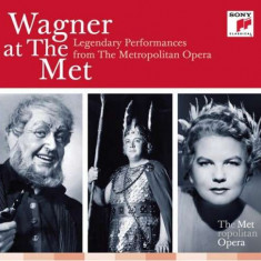 R. Wagner - Wagner at the MET: Legendary Performances from The Metropolitan Opera ( 25 CD ) - Muzica Opera