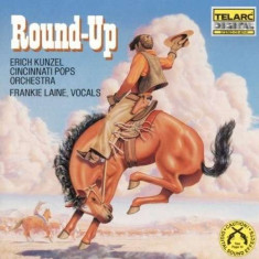 Erich Kunzel - Round Up( Western Movie T ( 1 CD ) - Muzica Clasica