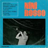 "Nini Rosso disc vinyl 10"" muzica pop jazz latino usoara electrecord, VINIL"