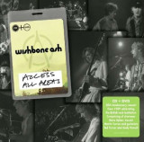 Wishbone Ash - Access All Areas ( 1 CD + 1 DVD )