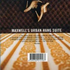 Maxwell - M A X W E L L' S U R B A N H A N G S U I T E ( 1 CD )