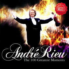 Andre Rieu - 100 Greatest Moments ( 2 CD ) - Muzica Opera