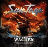 Savatage - Return To Wacken ( 1 CD )